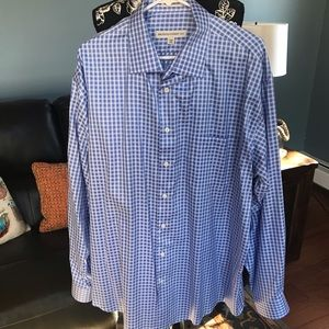 EUC Mens Dress Shirt Pronto Uomo